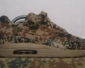 Nike Air Maxim 1 SP Camo Country Pack Germany