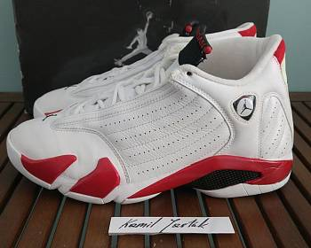 Air Jordan 14 Candy Cane 2006