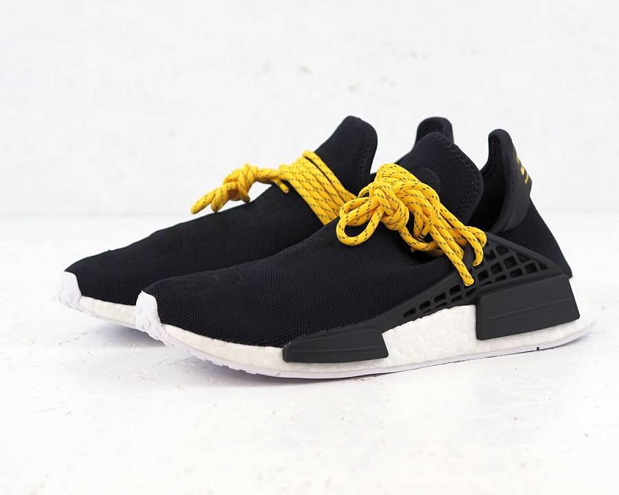 c88f75bf3 Adidas NMD Human Race x Pharrell Williams Black · WOMFT  Marketplace
