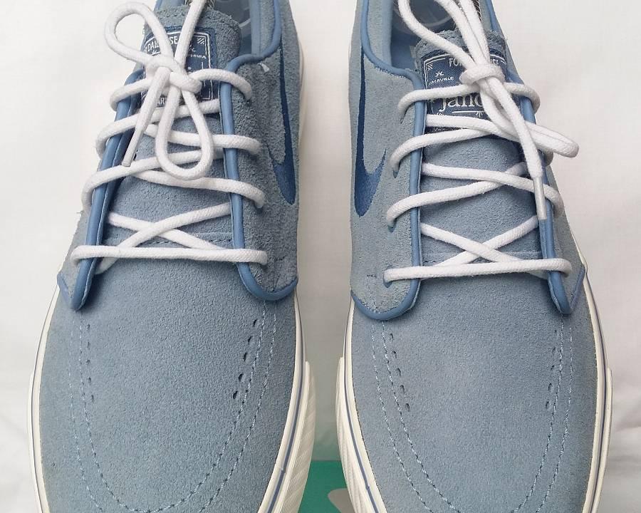 Nike Zoom Stefan Janoski SB Work Blue 2012
