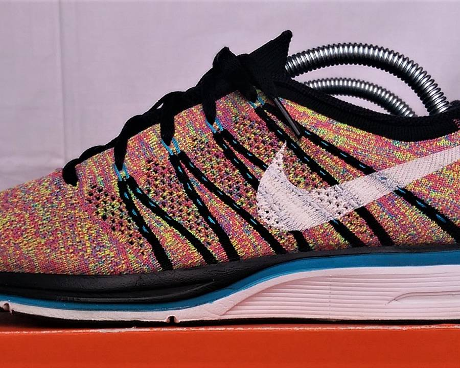 Nike Flyknit Trainer+ Multicolor 2012