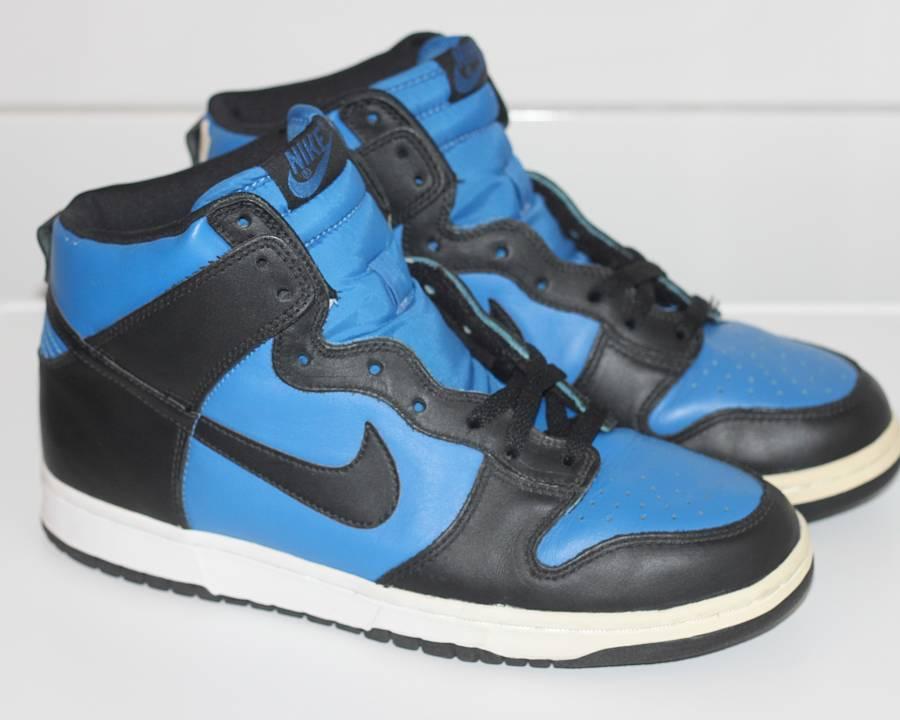 "info for c4e8d 92f51 Nike Dunk High LE ""Royal Blue"" (630335-004) · WOMFT  Marketplace"