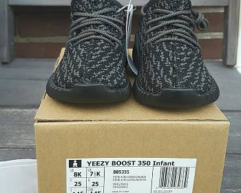 Adidas Yeezy infant 350 pirate black