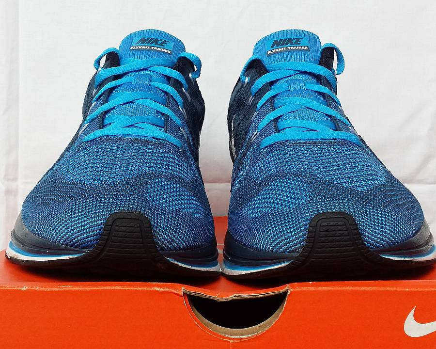 Nike Flyknit Trainer+ Squadron Blue 2012