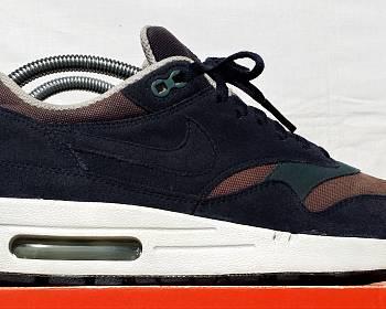 Nike Air Max 1 Tonal Pack Obsidian 2011