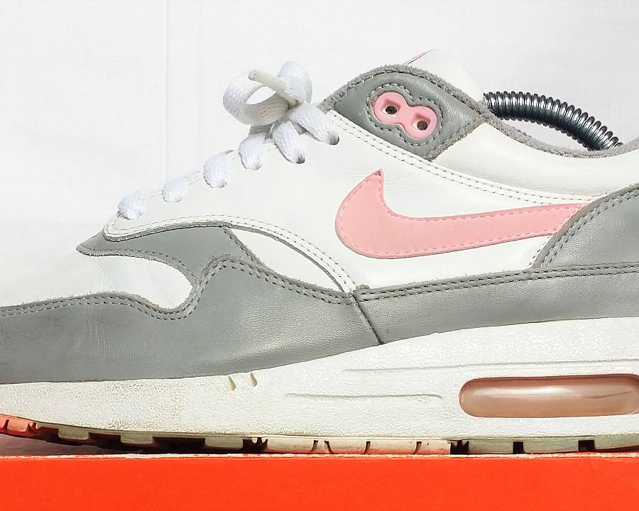 timeless design 9e44c 3ee13 ... Nike Air Max 1 Sport Pink Asia Exclusive 2004 ...