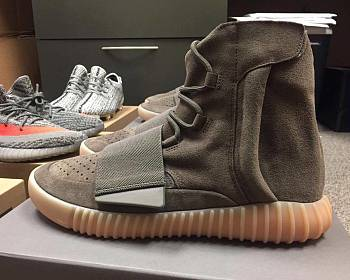 Adidas Yeezy Boost 750 Chocolate Brown/Gum