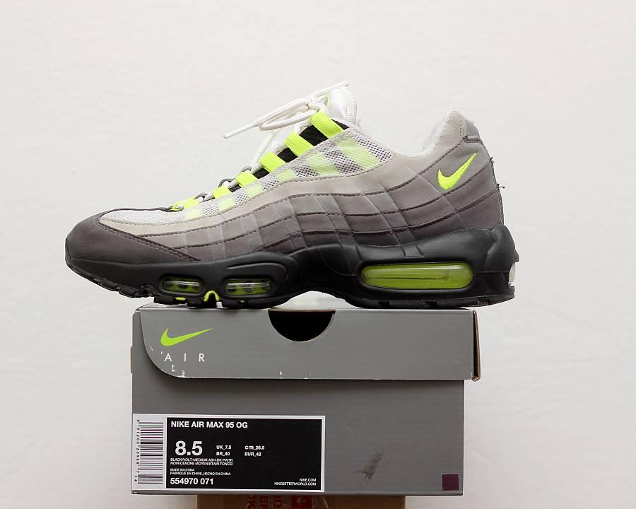 Nike Air Max 95 OG 'Neon'