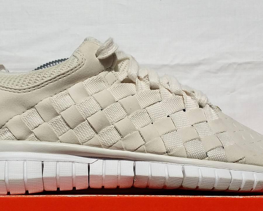 Nike Free OG Woven Phantom White 2014