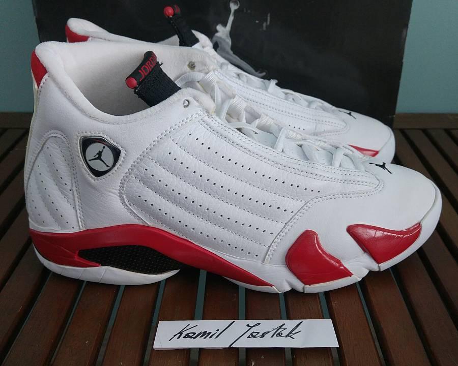 Air Jordan 14 Candy Cane 2006