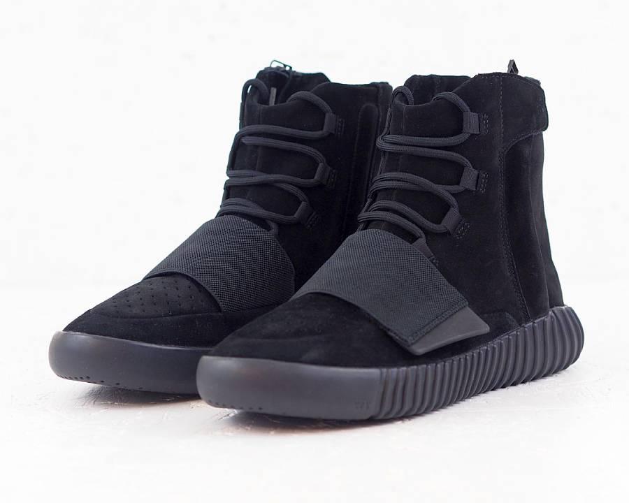 d7b1c9e70 Adidas Yeezy Boost 750 Triple Black EUR 44 (BB1839) · WOMFT  Marketplace