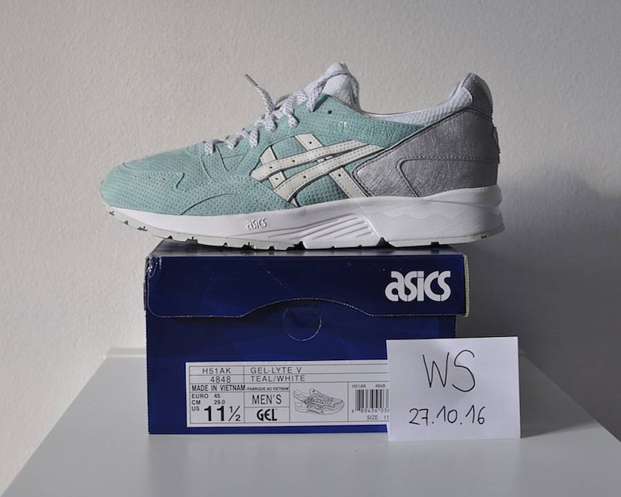 Asics Ronnie Fieg Gel Lyte V Kith X Diamond