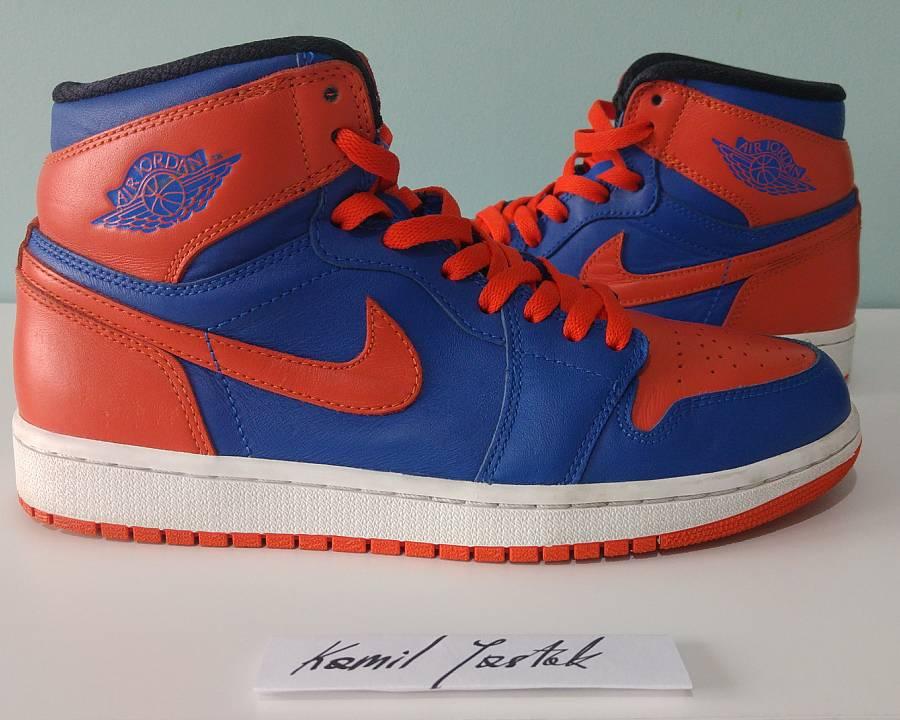 Air Jordan 1 High Og Knicks