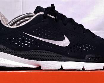 Nike Air Zoom Moire+ Silver Bullet 2006