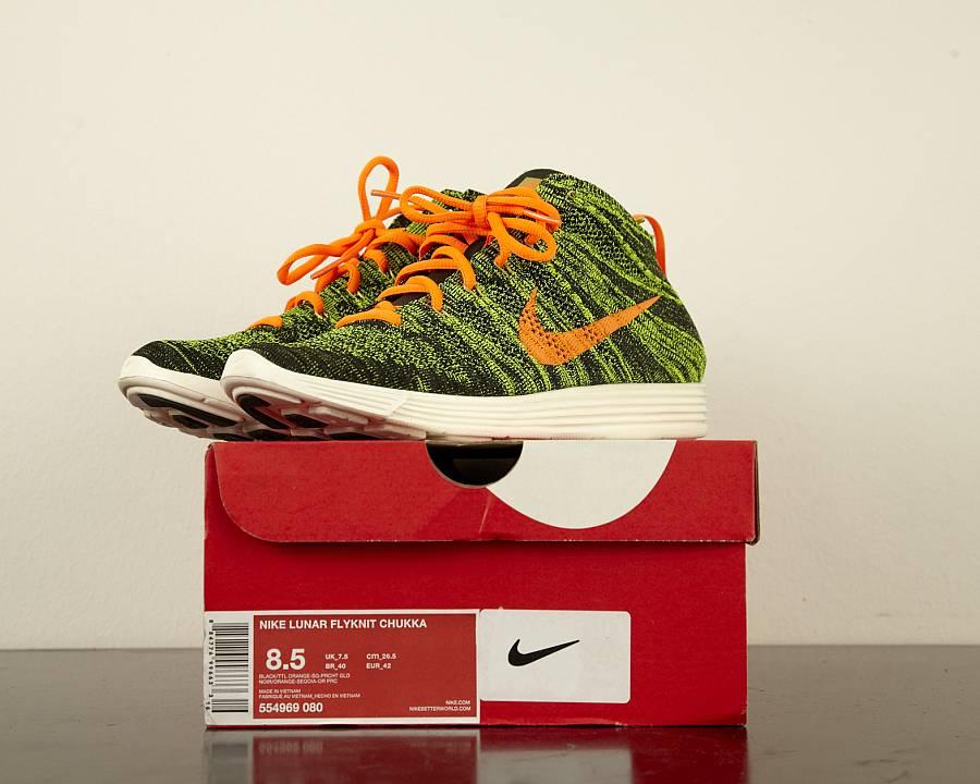 pretty nice f4ced e02fd Nike lunar flyknit chukka (554969 080) · WOMFT? Marketplace