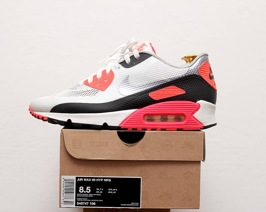 the best attitude fb138 22f34 Nike Air Max 90 Hyperfuse NRG  Infrared  (548747-106) · WOMFT  Marketplace